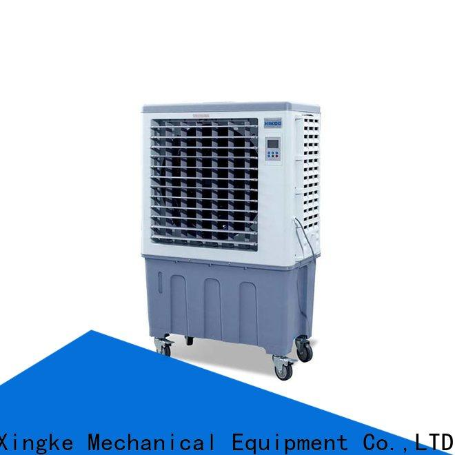 Xingke plastic solar air cooler factory for home