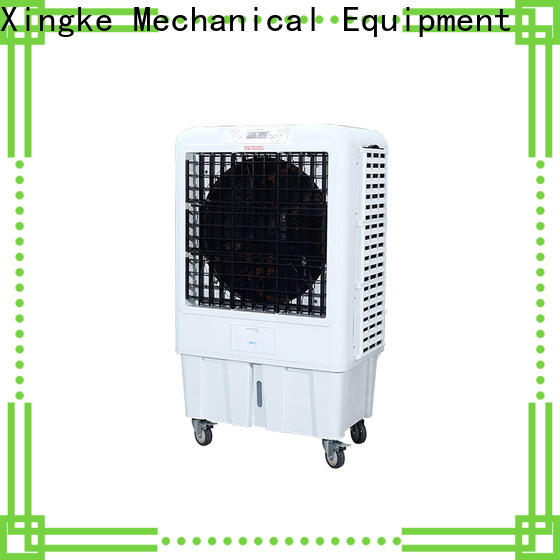 new portable ac cooler with big water tank for apartment