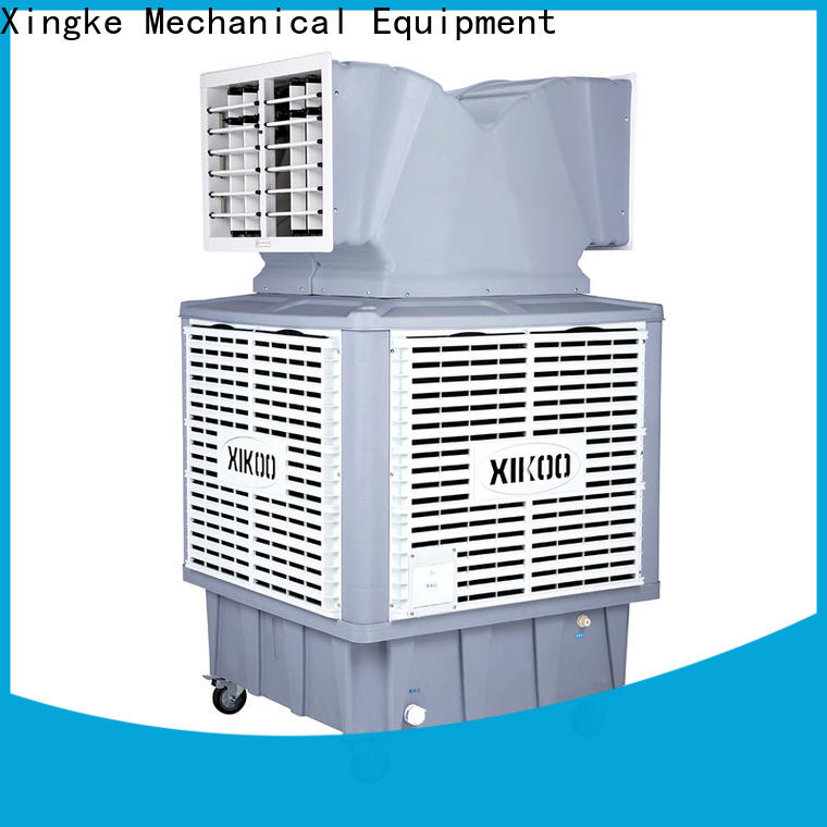 Xingke evaporative portable evaporative air cooler with ice pack for home