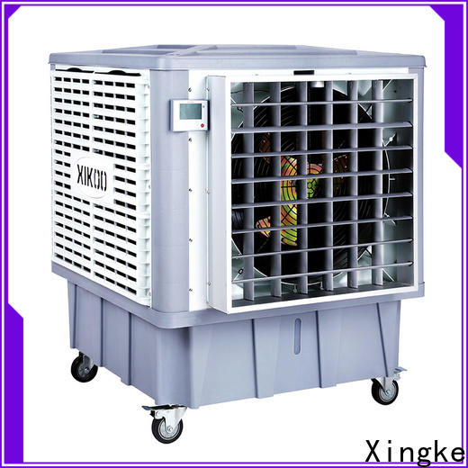 Xingke best solar air cooler with high density for outdoor bar