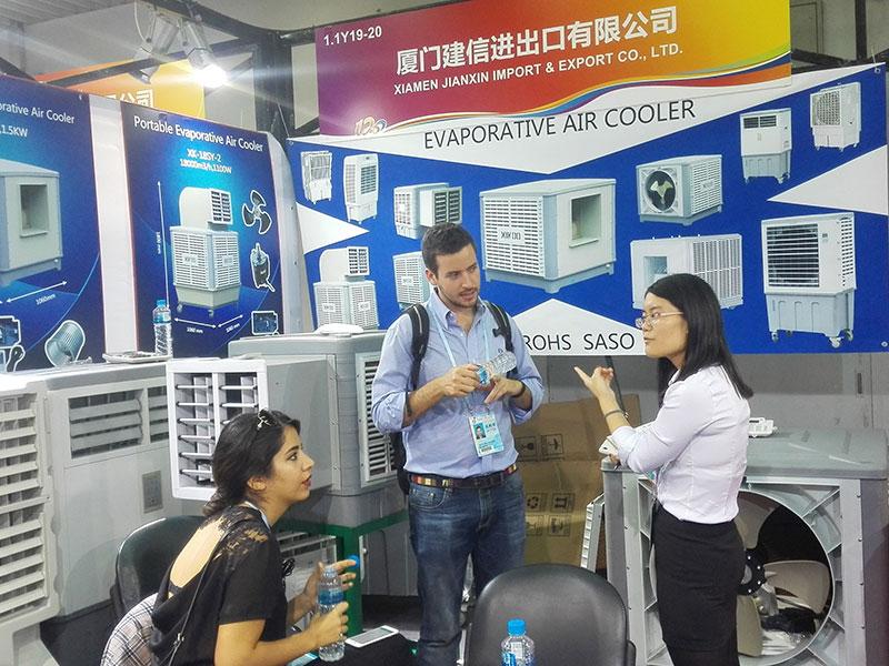 Xingke-Read 2017 Autumn Canton Fair News On Xingke Mechanical Equipment-1