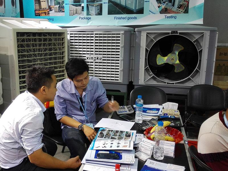 Xingke-Read 2017 Autumn Canton Fair News On Xingke Mechanical Equipment-2