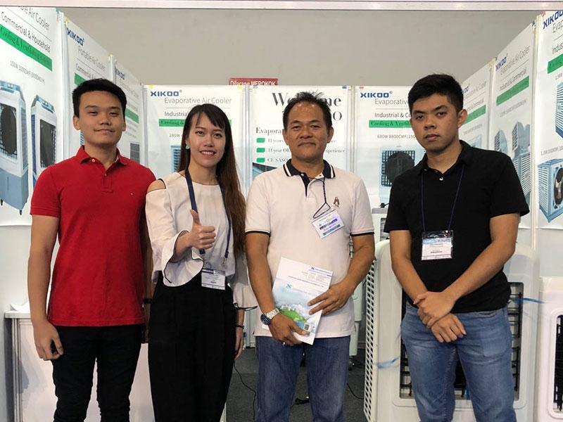 Xingke-2018 Refrigerationhvac Indonesia   News On Xingke Mechanical Equipment