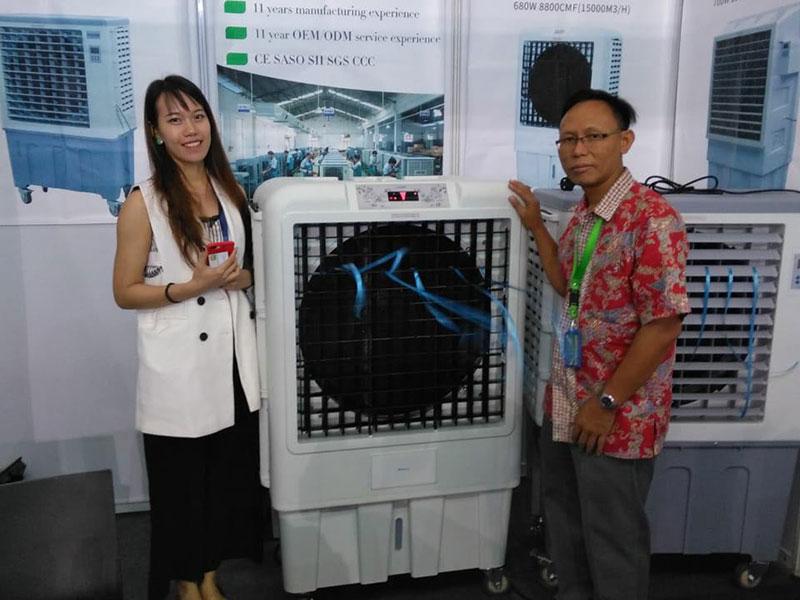 Xingke-2018 Refrigerationhvac Indonesia   News On Xingke Mechanical Equipment-1