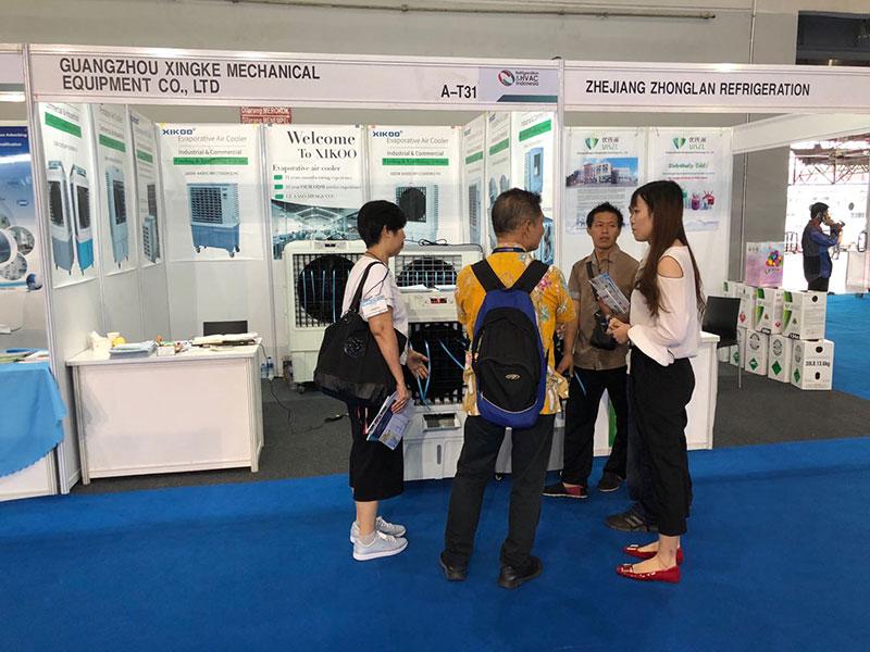 Xingke-2018 Refrigerationhvac Indonesia   News On Xingke Mechanical Equipment-2