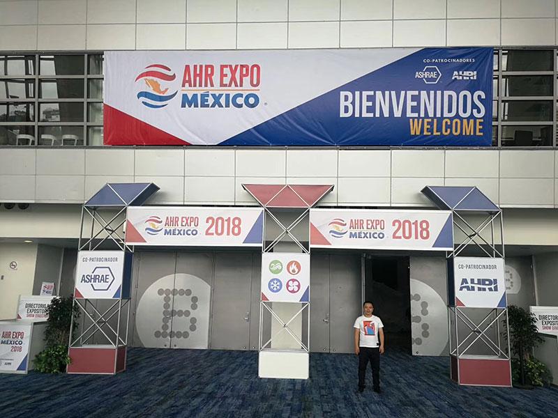 Xingke-2018 Ahr Expo—mexico | News