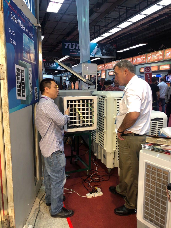 Xingke-Xingke Air Cooler Company Attended 125# Canton Fair, Guangzhou Xingke Mechanical-4