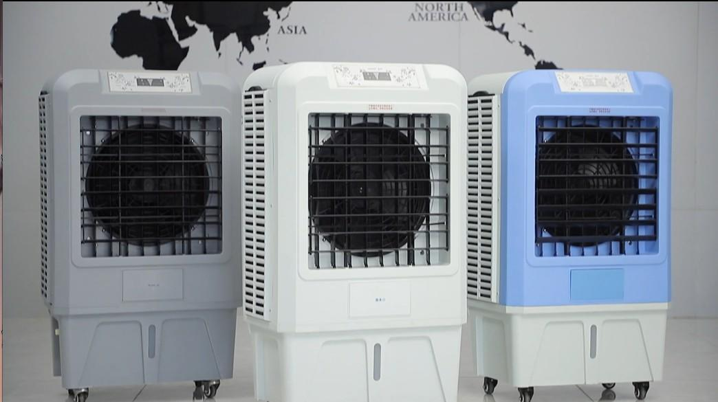 6000m3/h 200W Outdoor Portable Evaporative Cooler