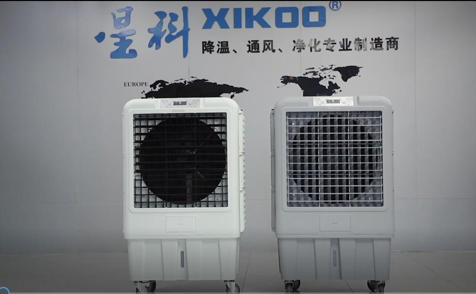 13000m3/h and 15000m3/h High Efficiency Evaporative Cooler