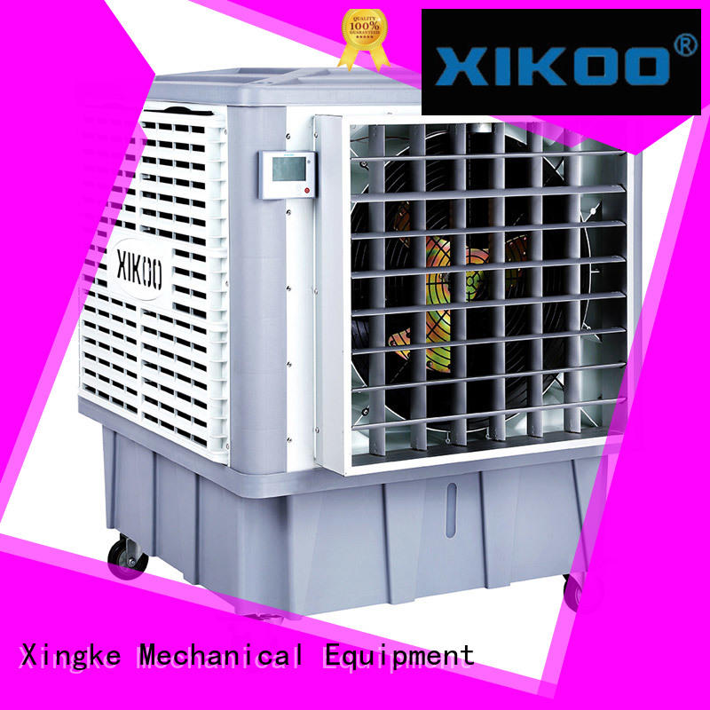 Xingke portable ac cooler with high density for industry